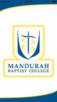 Mandurah Baptist College poster