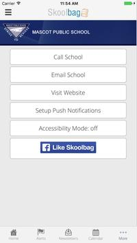 Mascot Public School apk screenshot
