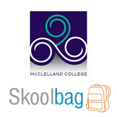 McClelland College - Skoolbag icon