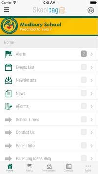 Modbury School screenshot 1