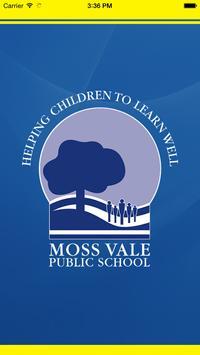 Moss Vale Public School poster