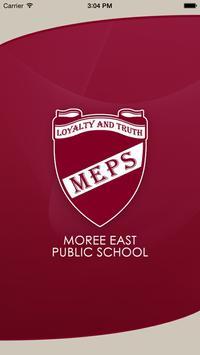 Moree East Public School poster