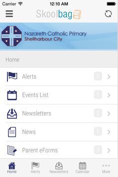 Nazareth Catholic Shellharbour screenshot 1