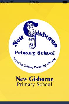 New Gisborne Primary School poster