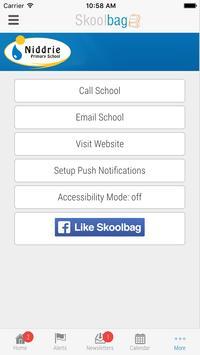 Niddrie Primary School apk screenshot