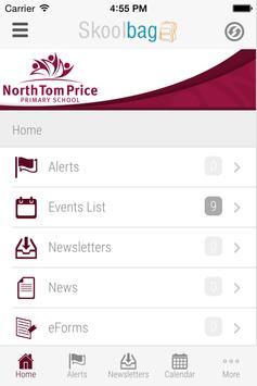 North Tom Price Primary School apk screenshot