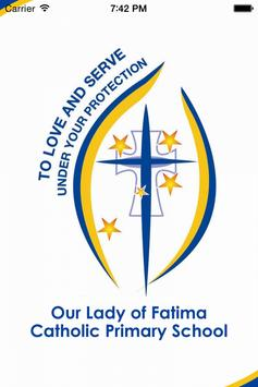 Our Lady of Fatima CPS poster