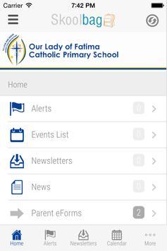 Our Lady of Fatima CPS apk screenshot