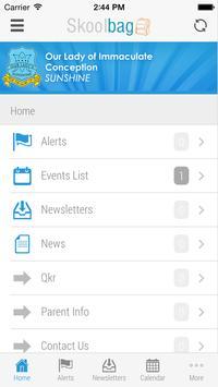 OLICS - Skoolbag apk screenshot