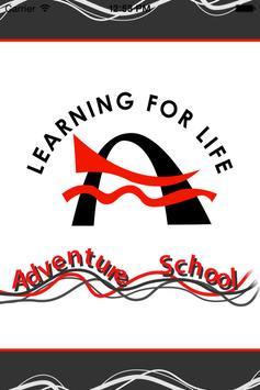 Adventure School poster