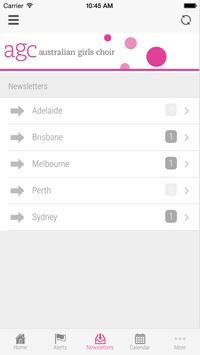 Australian Girls Choir apk screenshot