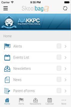 AIA - King Khalid Coburg apk screenshot