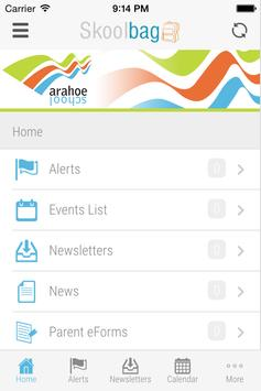 Arahoe School apk screenshot