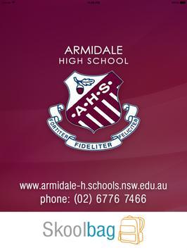 Armidale High School poster