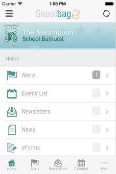 The Assumption School Bathurst screenshot 1
