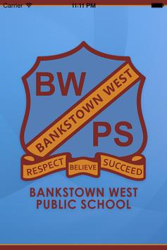 Bankstown West Public School poster