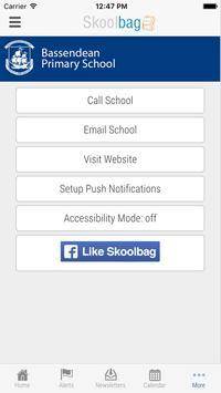 Bassendean Primary School apk screenshot