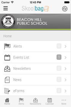 Beacon Hill Public School apk screenshot