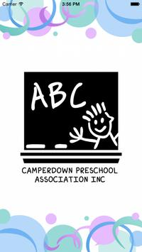 Camperdown Ps Association poster