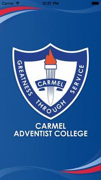 Carmel Adventist College poster