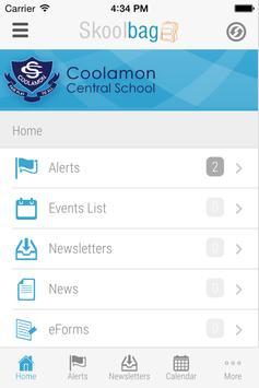 Coolamon Central School apk screenshot