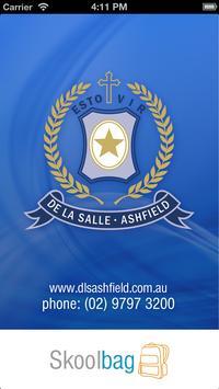 De La Salle College Ashfield poster