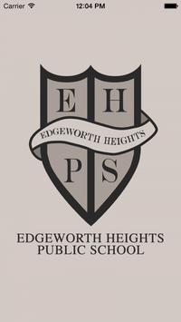 Edgeworth Heights PS poster