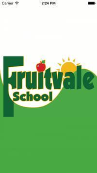 Fruitvale Road School poster