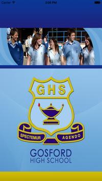 Gosford High School poster