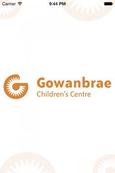 Gowanbrae Childrens Centre Inc Poster