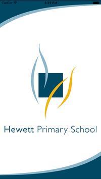 Hewett Primary School poster