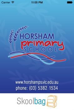 Horsham Primary School poster