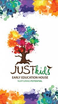 Just Kids Early Learning poster