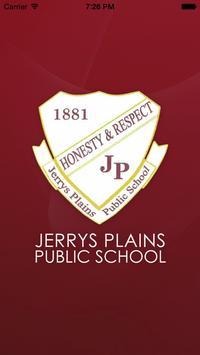 Jerrys Plains Public School poster