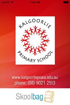 Kalgoorlie Primary School poster