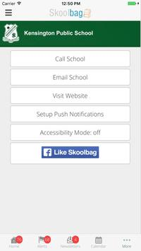 Kensington Public School apk screenshot