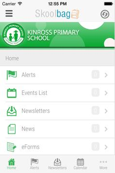 Kinross Primary School screenshot 2