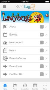 Ladybugs Daycare and Preschool apk screenshot