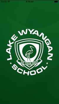 Lake Wyangan Public School poster