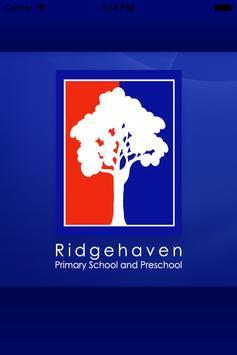 Ridgehaven PS & PS poster