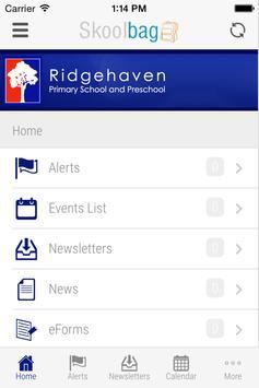 Ridgehaven PS & PS screenshot 1