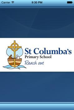 St Columba's PS Adamstown poster