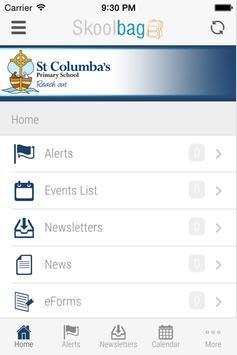 St Columba's PS Adamstown screenshot 1