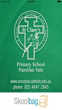 St Clare's Narellan Vale poster