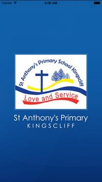 St Anthony's PS Kingscliff poster