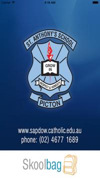 St Anthony's Picton poster