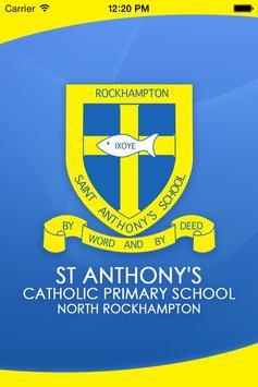 St Anthony's Nth Rockhampton poster