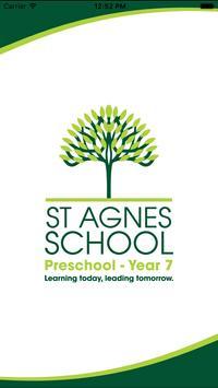 St Agnes Primary School poster