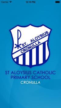 St Aloysius CPS Cronulla poster