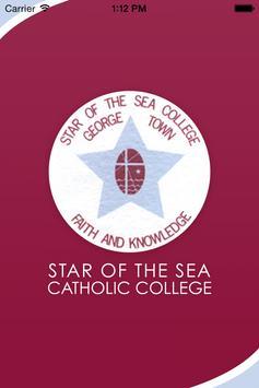 Star of the Sea Catholic C poster